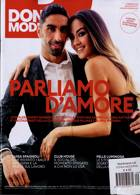 Donna Moderna Magazine Issue NO 9