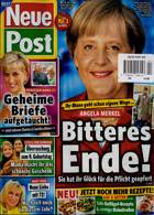 Neue Post Magazine Issue NO 4