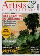 Artists & Illustrators Magazine Issue MAR 21
