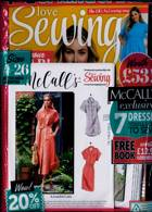 Love Sewing Magazine Issue NO 90