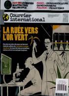 Courrier International Magazine Issue NO 1581