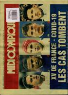 Midi Olympique Magazine Issue NO 5587