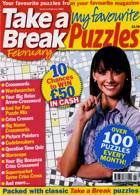 Tab My Favourite Puzzles Magazine Issue FEB 21