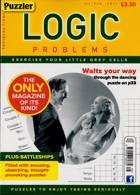 Puzzler Logic Problems Magazine Issue NO 438