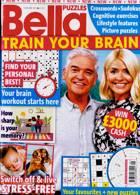 Bella Puzzles Train Yr Brain Magazine Issue NO 1 FEB21