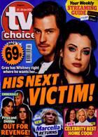 Tv Choice England Magazine Issue NO 4