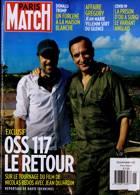 Paris Match Magazine Issue NO 3741