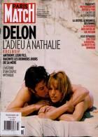 Paris Match Magazine Issue NO 3743