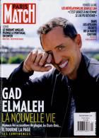 Paris Match Magazine Issue NO 3744