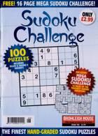 Sudoku Challenge Monthly Magazine Issue 98