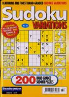Sudoku Variations Magazine Issue 72