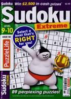 Puzzlelife Sudoku L9&10 Magazine Issue 58