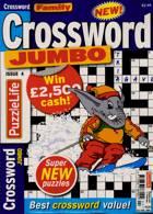 Family Crossword Jumbo Magazine Issue 04