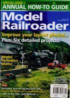 Model Railroader Magazine Issue JAN 21