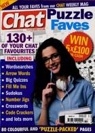 Chat Puzzle Faves Magazine Issue NO 14