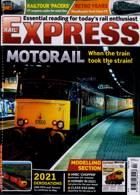 Rail Express Magazine Issue FEB 21