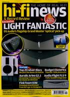 Hi-Fi News Magazine Issue FEB 21