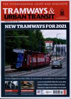 Tramways And Urban Transit Magazine Issue FEB 21