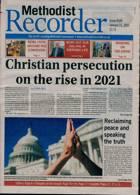 Methodist Recorder Magazine Issue 15/01/2021
