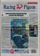 Racing Pigeon Magazine Issue 15/01/2021