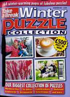 Tab Puzzle Collection Magazine Issue WINTER
