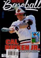 Beckett Baseball Magazine Issue 01