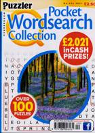 Puzzler Q Pock Wordsearch Magazine Issue NO 220