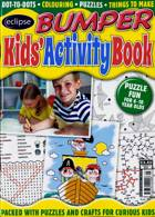 Eclipse Bumper Kids Activity Book Magazine Issue NO 5