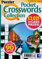 Puzzler Q Pock Crosswords Magazine Issue NO 220