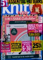 Knit Now Magazine Issue NO 126