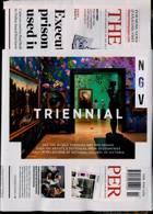 Art Newspaper Magazine Issue FEB 21
