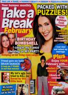 Take A Break Monthly Magazine Issue FEB 21
