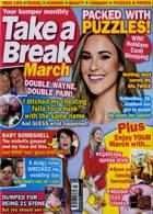 Take A Break Monthly Magazine Issue MAR 21
