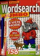 Family Wordsearch Jumbo Magazine Issue NO 314