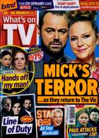 Whats On Tv England Magazine Issue 20/03/2021