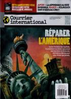 Courrier International Magazine Issue NO 1576