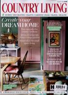 Country Living Magazine Issue MAR 21