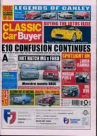 Classic Car Buyer Magazine Issue 17/03/2021