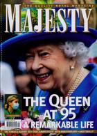 Majesty Magazine Issue APR 21