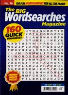 Big Wordsearch Magazine Issue NO 70