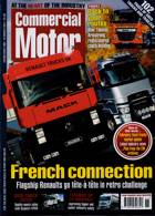 Commercial Motor Magazine Issue 18/03/2021