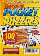 Everyday Pocket Puzzle Magazine Issue NO 143
