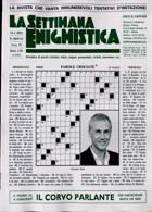 La Settimana Enigmistica Magazine Issue NO 4634