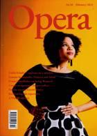 Opera Magazine Issue FEB 21
