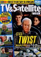 Tv And Satellite Week  Magazine Issue 23/01/2021