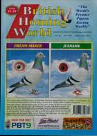 British Homing World Magazine Issue NO 7570