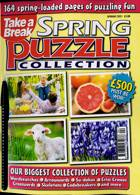 Tab Puzzle Collection Magazine Issue SPRING