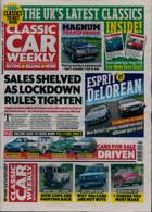 Classic Car Weekly Magazine Issue 20/01/2021