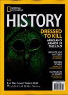 National Geo History Magazine Issue JAN-FEB