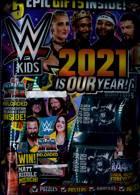 Wwe Kids Magazine Issue NO 167